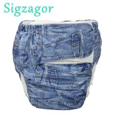 Diaper Waist: to to most of adult. Material: PUL, microfleece,Hook and Loop. With dual openings (front and back). Urinary Incontinence, Cloth Diapers, One Size Fits All, Underwear, Pocket, Best Deals, Stuff To Buy, Ebay, Shopping