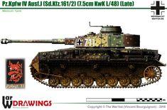 Pz.Kpfw IV Ausf.J Black Hawk Down, Panzer Iv, Military Equipment, Modern Warfare, Armored Vehicles, Military Art, Dieselpunk, Military Vehicles, Wwii