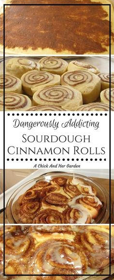 Addicting Sourdough Cinnamon Rolls Bake at your own risk! This cinnamon roll recipe is so good it's now our go-to weekend breakfast!Bake at your own risk! This cinnamon roll recipe is so good it's now our go-to weekend breakfast! Bread Recipes, Real Food Recipes, Cooking Recipes, Sourdough Recipes Starter, Bread Starter, Starter Recipes, Vegan Recipes, Sourdough Cinnamon Rolls, Sourdough Doughnut Recipe