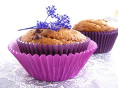 Nut (or Seed) Butter Banana Chocolate Chip Muffins!    #grainfree #glutenfree