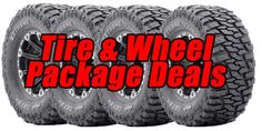 Wheel Tire Combo Packages