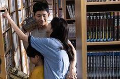 Korean Movie Scene, Korean Drama Movies, Korean Actors, Romance Film, Teen Romance, Jung In, When Life Gets Hard, Kim Go Eun, Love Scenes