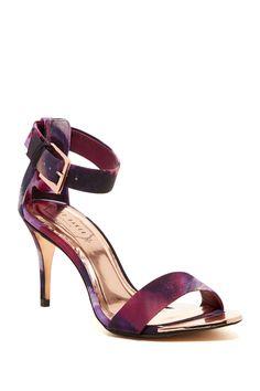 London Blynne Heel Sandal | Ted Baker
