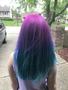 Splat, we don't wanna bleach at all, semi-permanent hair paint.Use on unbleached natural hair for a subtle hint of color, Semi permanent hair color, temporary luscious lavender on dark brown ...