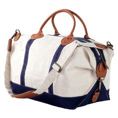 Classic Canvas Weekender