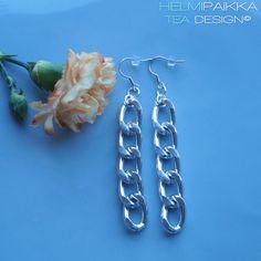 Helmipaikka Oy - Joka päivä on korupäivä - Helmipaikka. Drop Earrings, Rock, Jewelry, Fashion, Moda, Jewlery, Bijoux, La Mode, Jewerly