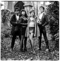 the cramps | POISON IVY OF THE CRAMPS | PSYCHOBILLY GUITAR GODDESS | The Selvedge ...