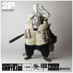 Panda Merc Two F-Legion 6023. 888 THREE FAT TARTS 2P price: 250USD shipped…