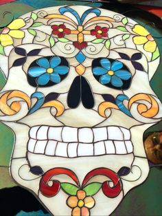 native american stained glass patterns stained glass candy skull stained day of the dead skull leaded stained glass window panel also available insulated and stained glass