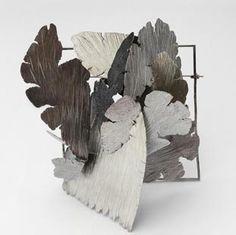 Stefano Marchetti - brooch 2010 - white gold