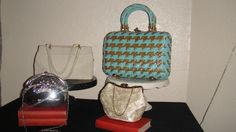 1950's through the 70's Purses http://enchanteddecorations.com/contact.php