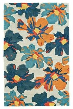 Room Envy Botanical Tufted Accent Rug