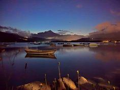 Lago di Santa Croce Alpago Belluno Dolomiti Veneto Italia foto Maria Grazia Porcu