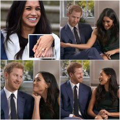 Meghan Markle and Prince Harry are engage.