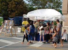 Naperville Riverwalk Events   Riverwalk creates natural backdrop for Naperville Art League's 28th ...