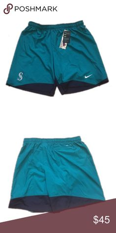 8dbaf416b Seattle Mariners Nike Men s Dri Fit Shorts XXL 2XL. Seattle Mariners Nike  Men s Dri Fit Shorts XXL 2XL Brand new with tags officially licensed ...