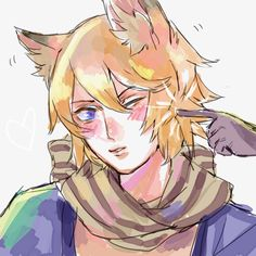 Fire Emblem: If fox person Nishiki