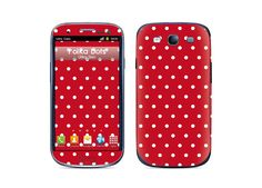 Polka Dots Case designed for Galaxy S3 #Polka #Dots #samsungcase #galaxys3case #ultraskin #ultracase