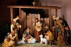 Tão tradicional quanto a árvore de Natal é o presépio. Conheça algumas curiosidades sobre essa tradição de Natal.