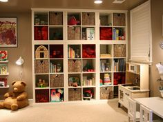 Ways to Stage Your Ikea Expedit Bookshelf - iVillage