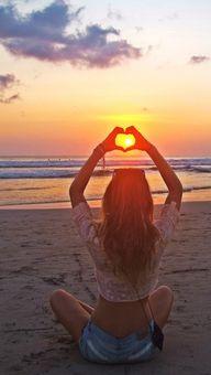 ..simply love the sun
