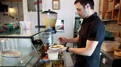 Hummus Diplomacy: Israeli Cafe Discounts Meals Shared By Jews And Arabs : The Salt : NPR