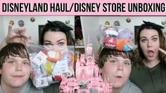 Disneyland Haul September 2016 | Disney Store Unboxing | Tsum Tsum Haul