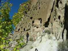 Bandelier National Monument should be on everyone's American bucket list.
