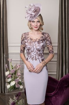 Godmother Dress by John Charles – 26542 Mother Of Bride Outfits, Mother Of The Bride Gown, Mother Of Groom Dresses, Mothers Dresses, Wedding Guest Gowns, Wedding Dresses, Bride Dresses, Elegant Dresses, Beautiful Dresses