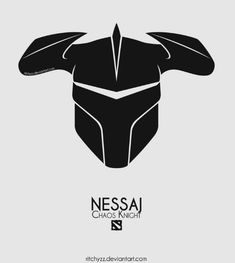 Logo Nessaj, Chaos Knight Dota 2 by Ritchyzz on DeviantArt Juggernaut Dota 2, Dota 2 Wallpaper, Knight Logo, Character Names, Kirito, Art Logo, Shirt Designs, Deviantart, Esports