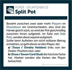 Poker Regeln Split Pot