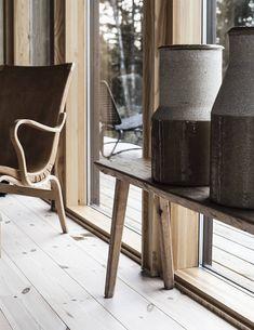Andreas Martin, Pella Hedeby, Terrazzo, Corner Desk, Minimalism, Windows, Interior Design, Chair, Table