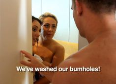 Geordie shore. Geordie shore quote. Charlotte. Sophie. Geordie Shore Quotes, Just For Gags, Mtv Shows, Funny Shit, Bobs, I Laughed, Real Life, Haha, Charlotte