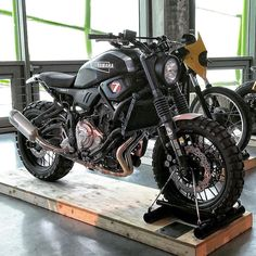 14 Best YAMAHA Xsr700 Images On Pinterest