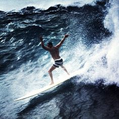 Greg Noll. Happy International Surfing Day. Get out there. #surfing #isd