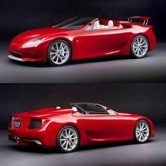 Look at this Lexus LFA - click on the pic and sign up to carhoots to win $250 this week! :)