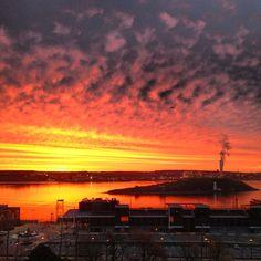 @Yvonne Zagermann: Good Morning from Halifax! (Sometimes I love jetlag!) #explorecanada @ The Westin Nova Scotian instagram.com/p/Zm5GLhBCFW/