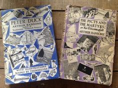 books by Arthur Ransome