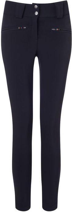 ec50336f1217b8 Perfect Moment Black Aurora Skinny Ski Pants Winter Outfits Men, Ski  Outfits, Fall Outfits