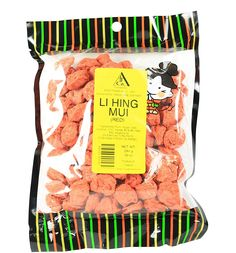 Red Li Hing Mui (Plum) 10 Oz Bag *** You can find out more details at the link of the image.