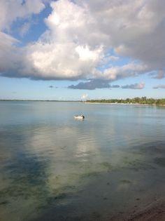 Tarawa Lagoon, Kiribati