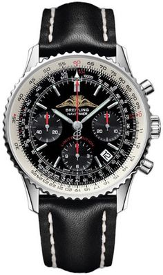 Breitling Watch Navitimer AOPA Limited Edition #basel-15 #bezel-bidirectional #bracelet-strap-crocodile #brand-breitling #case-material-steel #case-width-48mm #chronograph-yes #date-yes #day-yes #delivery-timescale-call-us #dial-colour-black #gender-mens #limited-edition-yes #luxury #moon-phase-yes #movement-automatic #new-product-yes #official-stockist-for-breitling-watches #packaging-breitling-watch-packaging #perpetual-calendar-yes #style-sports #subcat-navitimer…