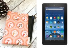 With Love for Books: Kindle Fire, Owl Pouch & Amazon Gift Card Giveaway