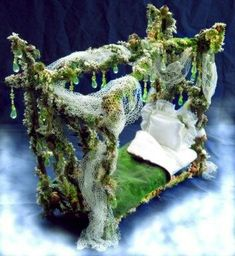 I lobe this faerie bed
