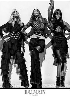 Welcome To Nelly Jackson's Blog: Supermodels Cindy Crawford, Naomi Campbell and Cla...