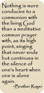 Reflecting upon Taize' and other meditative, musical prayer - quote by Br. Prayer Book, Prayer Quotes, Alabaster Jar, Spiritual Formation, Church Music, Prayer Times, Spiritual Development, Spiritual Health, Faith Quotes
