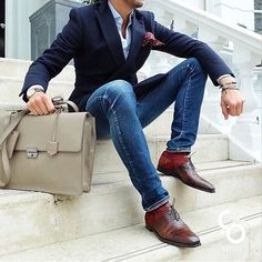 What do you think of this outfit via @louisnicolasdarbon #suitsco