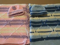 Holy Needles: Awesome Navajo Design Blankets.... by Pam    http://holyneedles.blogspot.com/2010/07/awesome-navajo-design-blankets-by-pam.html
