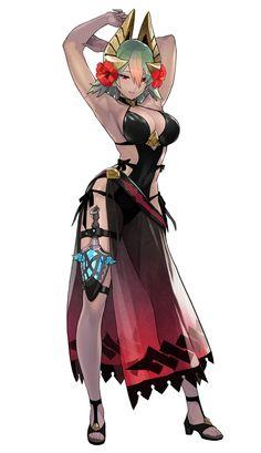 Burning Sun Laegjarn Art – Fire Emblem Heroes Art Gallery – About Anime Fantasy Girl, Chica Fantasy, Fantasy Art Women, Fantasy Heroes, Fantasy Character Design, Character Design Inspiration, Character Art, Story Inspiration, Character Concept