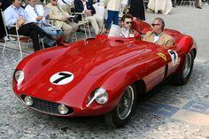 Ferrari 121 LM de Scaglietti - Ferrari 446 S (1955)